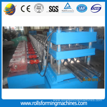Good User Reputation for Vine Posts Making Machine Three Wave Highway Guardrail Forming Machine supply to Congo Manufacturers
